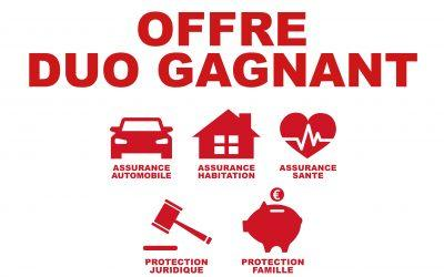 Offre Duo Gagnant